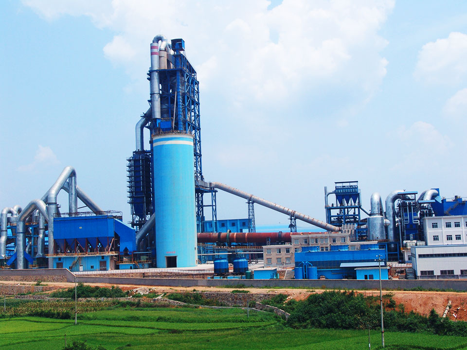 3000t cement production line