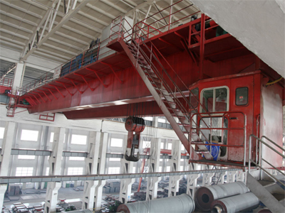 Large lifting crane